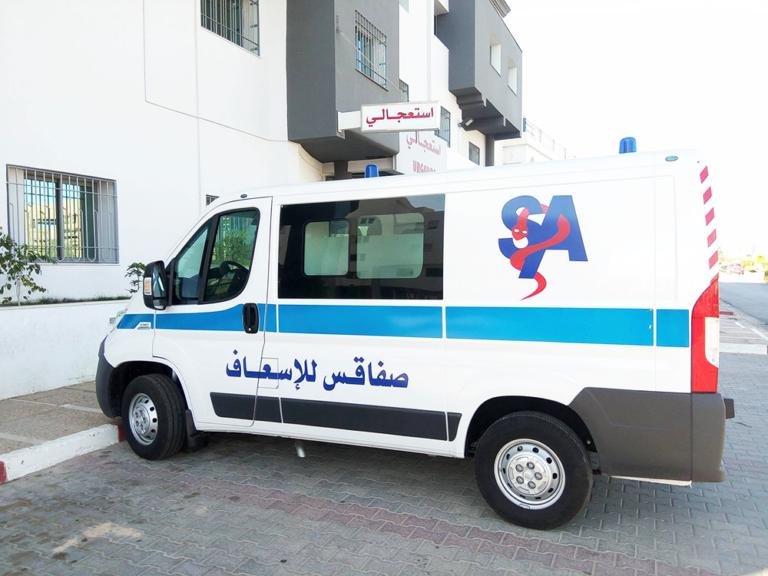 ambulance service urgence2