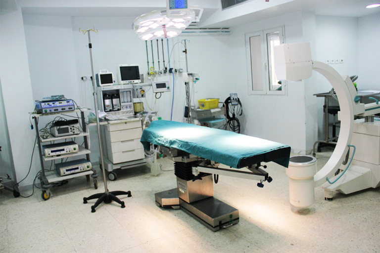 salle chirurgie